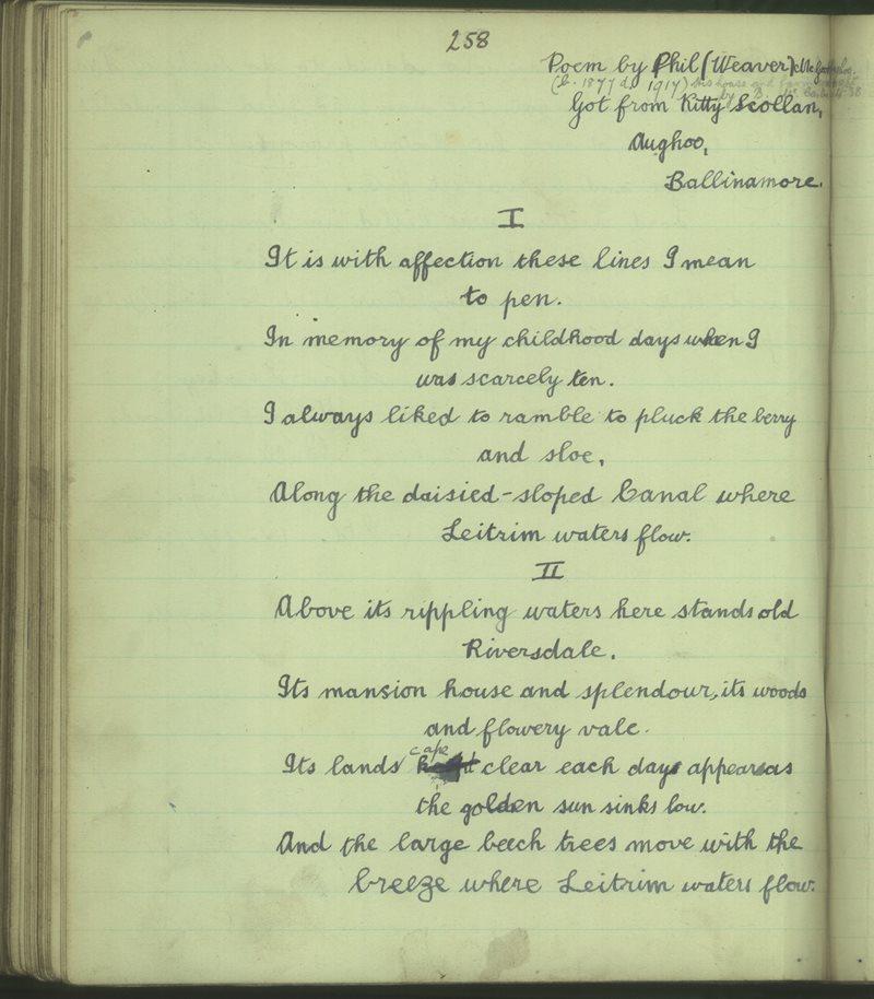 Poem by Phil McGoohan