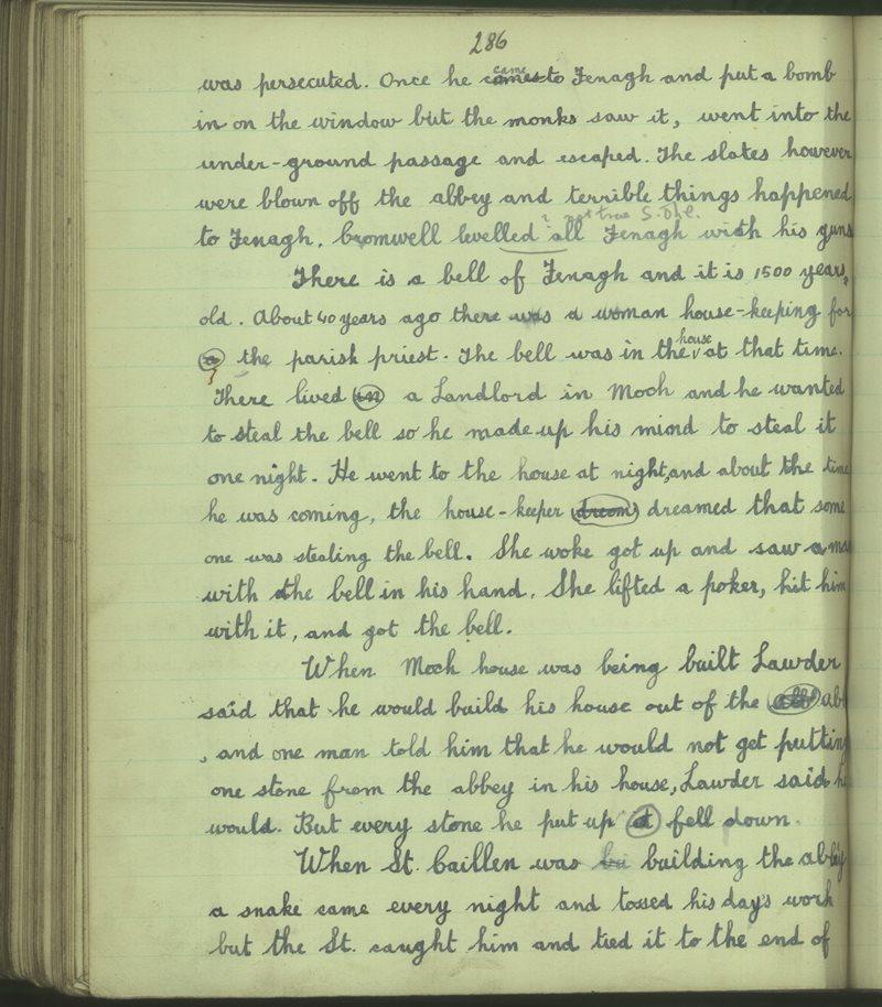Béal an Átha Móir (B.) | The Schools' Collection