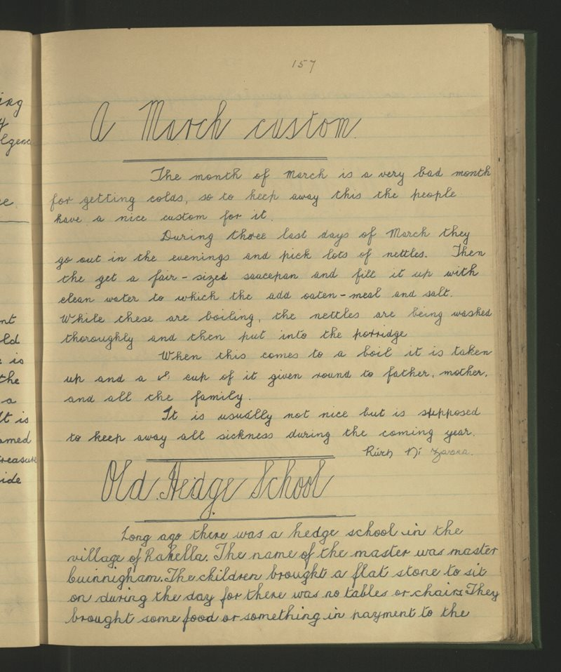 Mullach na Sídhe (C.) | The Schools' Collection