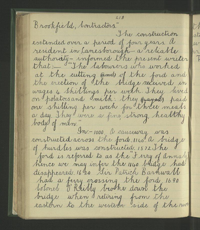 Ballyleague | The Schools' Collection