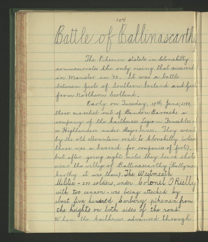 Battle of Ballinscarthy