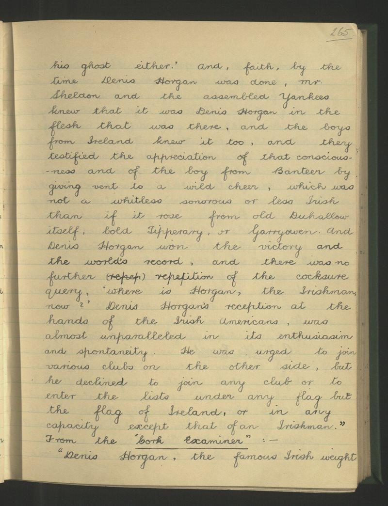 Ladhar (B.), Bán-Tír | Bailiúchán na Scol