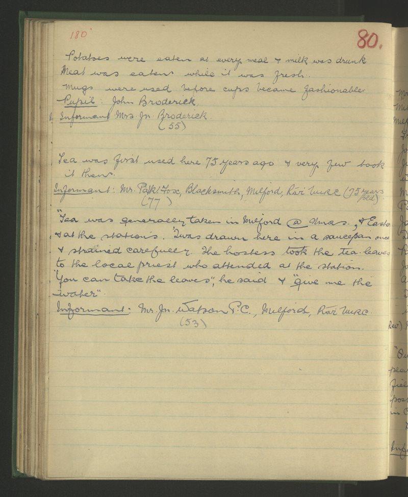 Cill Bheoláin (B.), Áth an Mhuilinn, Ráth Luirc   The Schools' Collection