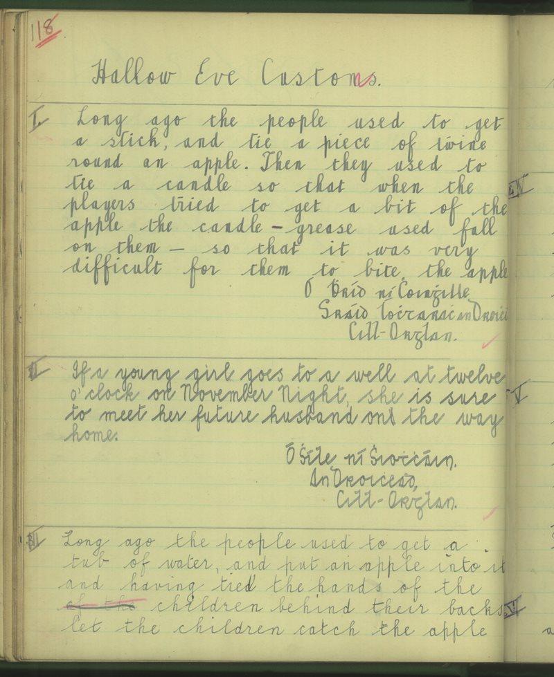 Killorglin (C.) | The Schools' Collection