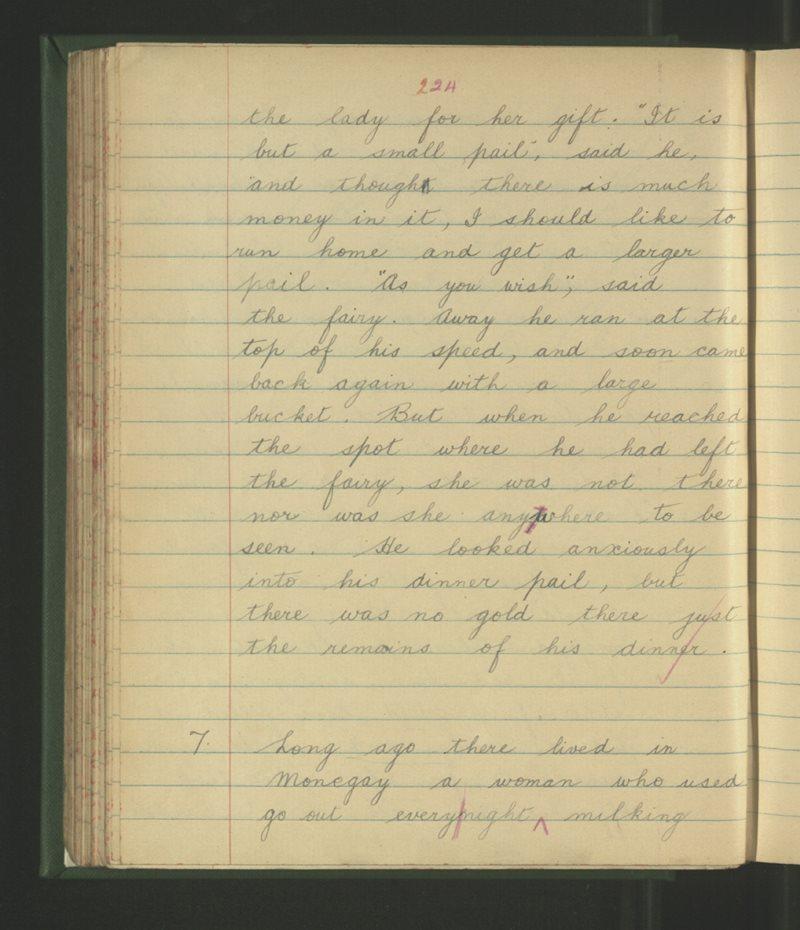 Scoil an Churnánaigh, Caisleán Nua Thiar | Bailiúchán na Scol
