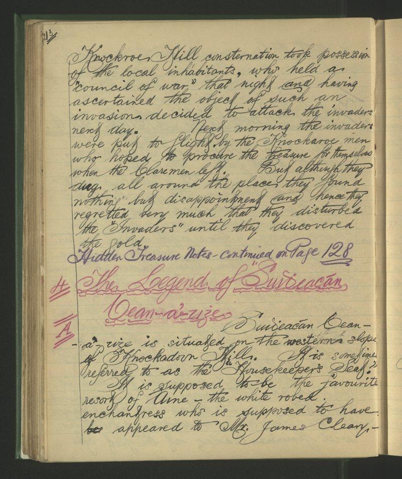 Gráinseach, Cill Mocheallóg | The Schools' Collection