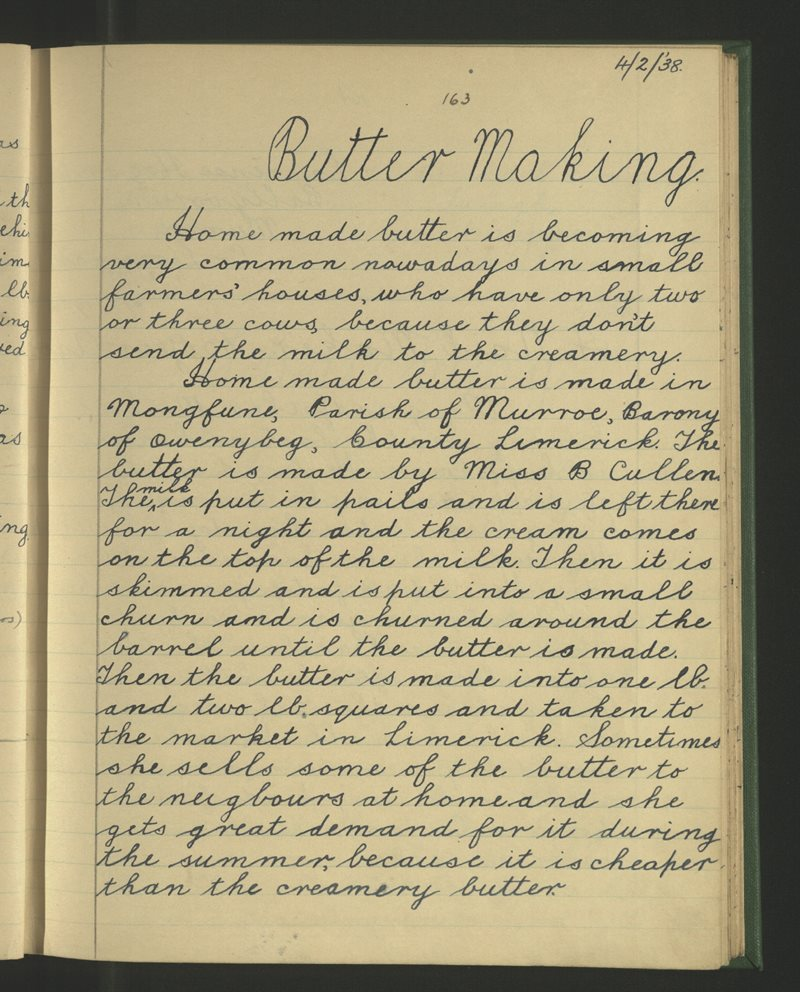 Butter-Making