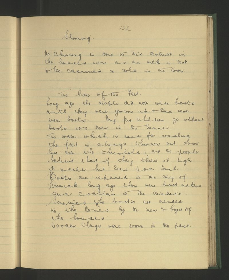Monaleen, (C.) Luimneach | The Schools' Collection