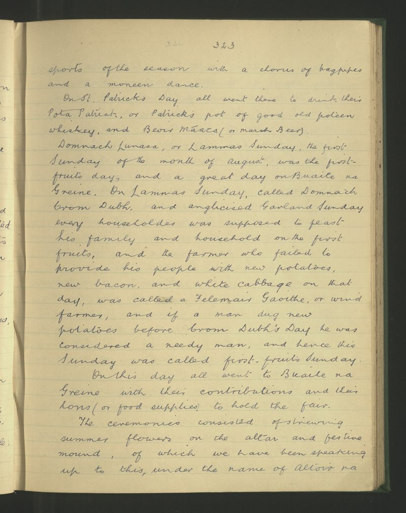 Synge, Inagh | The Schools' Collection