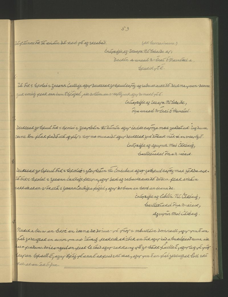 Scoil Bhríde, Liosceannúir | The Schools' Collection
