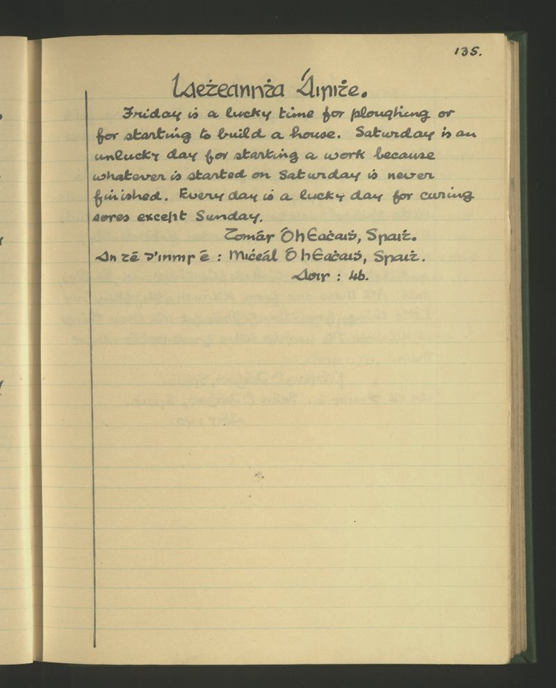 Laethanta Áirithe