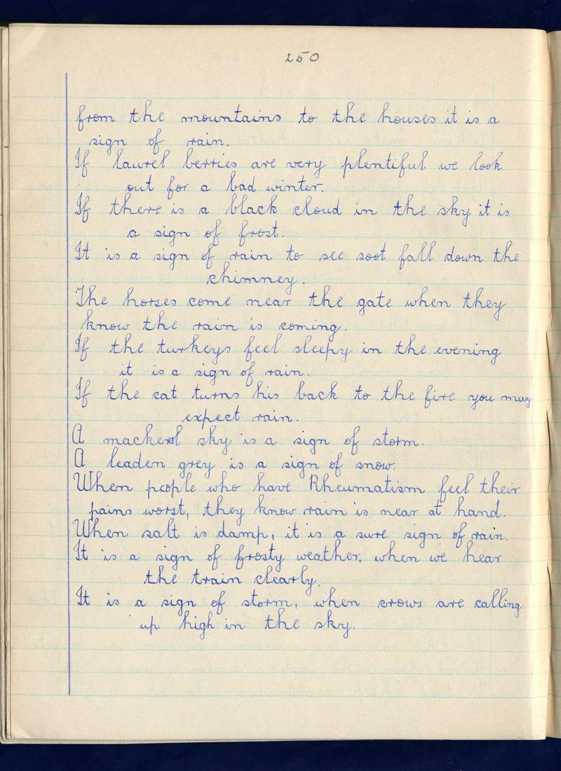 Ráth Ó gCormaic (C.), Carraig na Siúire | The Schools' Collection
