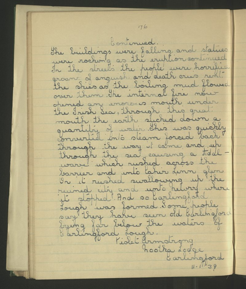 Carlingford (3.) | The Schools' Collection