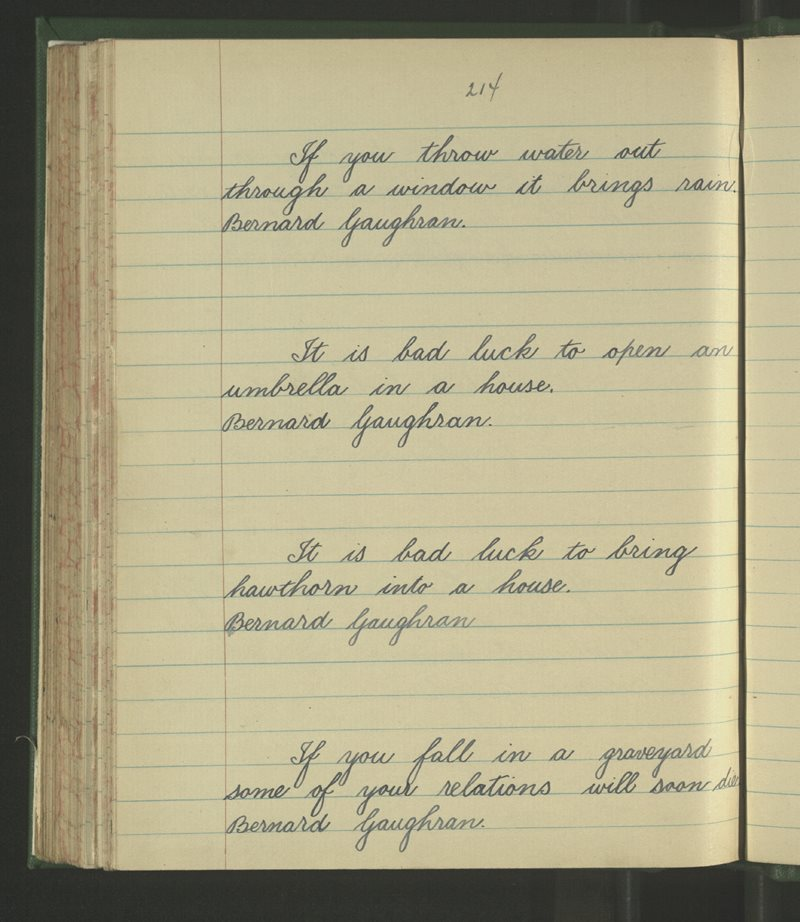 Naomh Maolmaodhóg, Dúndealgan | The Schools' Collection