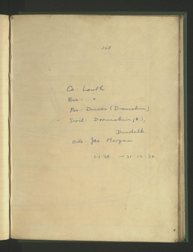 Dromiskin (B.), Dundalk   The Schools' Collection