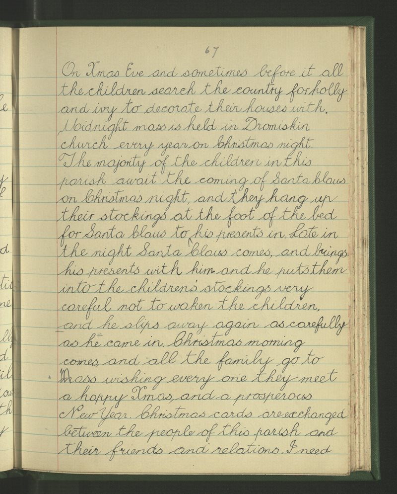 Dromiskin (B.), Dundalk | The Schools' Collection