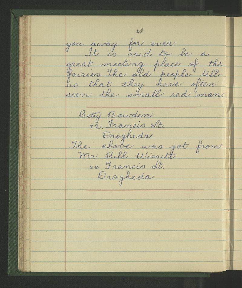 Pres. Convent, Drogheda | The Schools' Collection