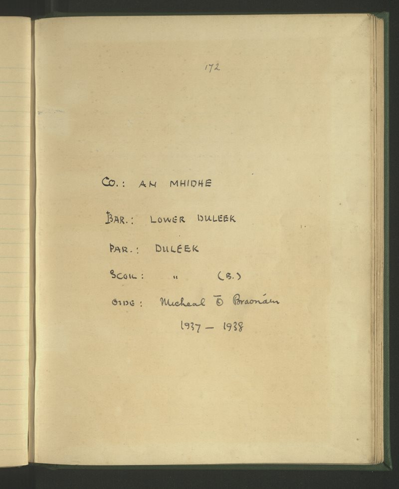 Duleek (B.) | The Schools' Collection