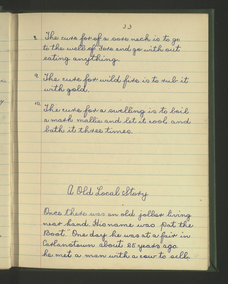 Carlanstown | The Schools' Collection