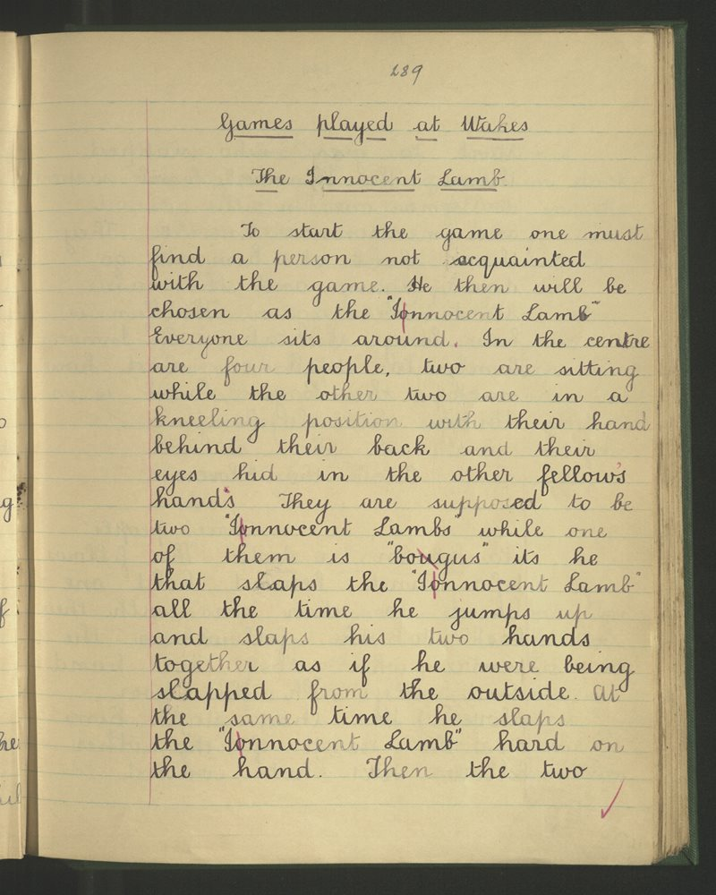 Colehill (C.), Mullingar | The Schools' Collection