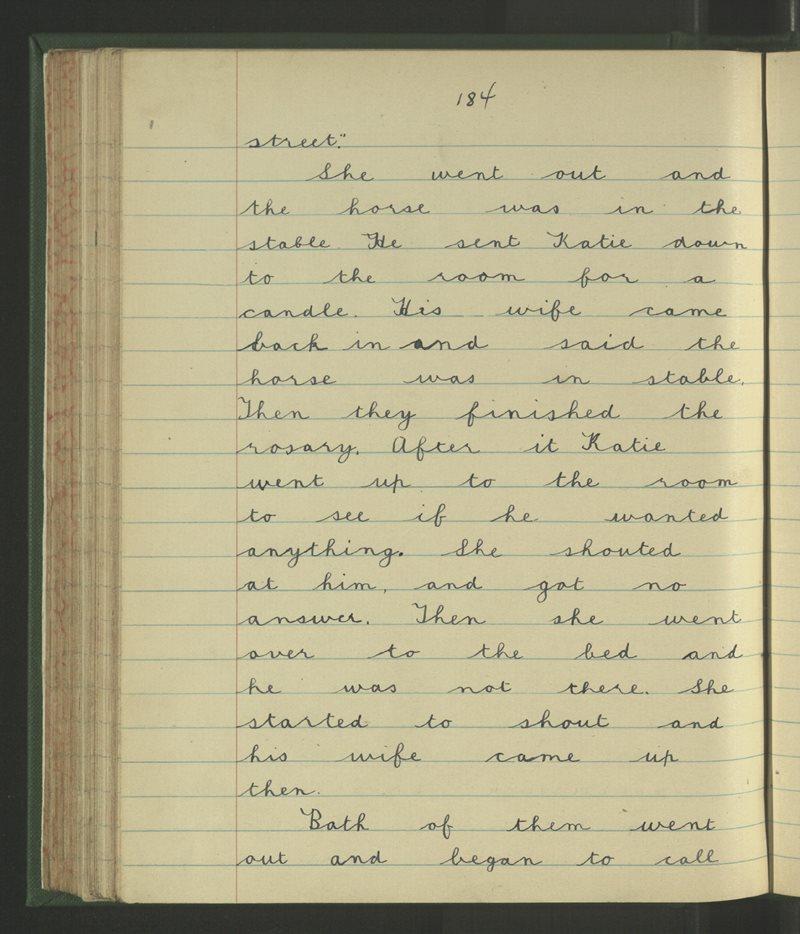 Soran, Longford   The Schools' Collection