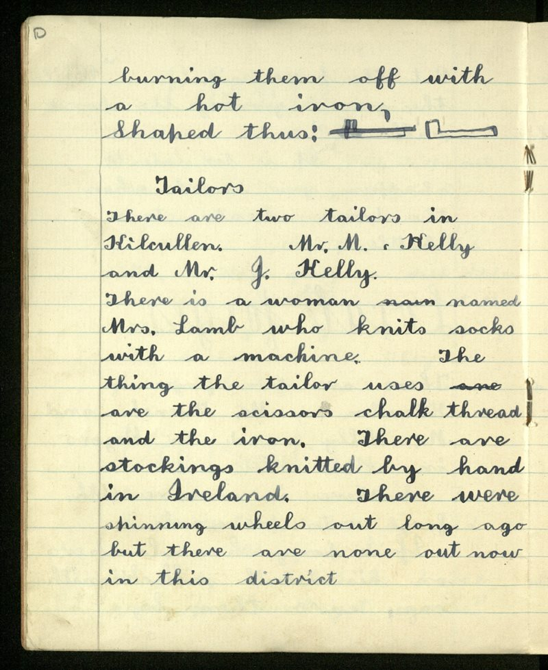 Kilcullen (B.) | The Schools' Collection