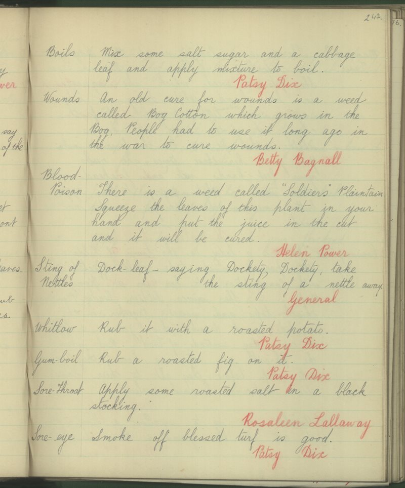 Kilcullen (Convent) | The Schools' Collection