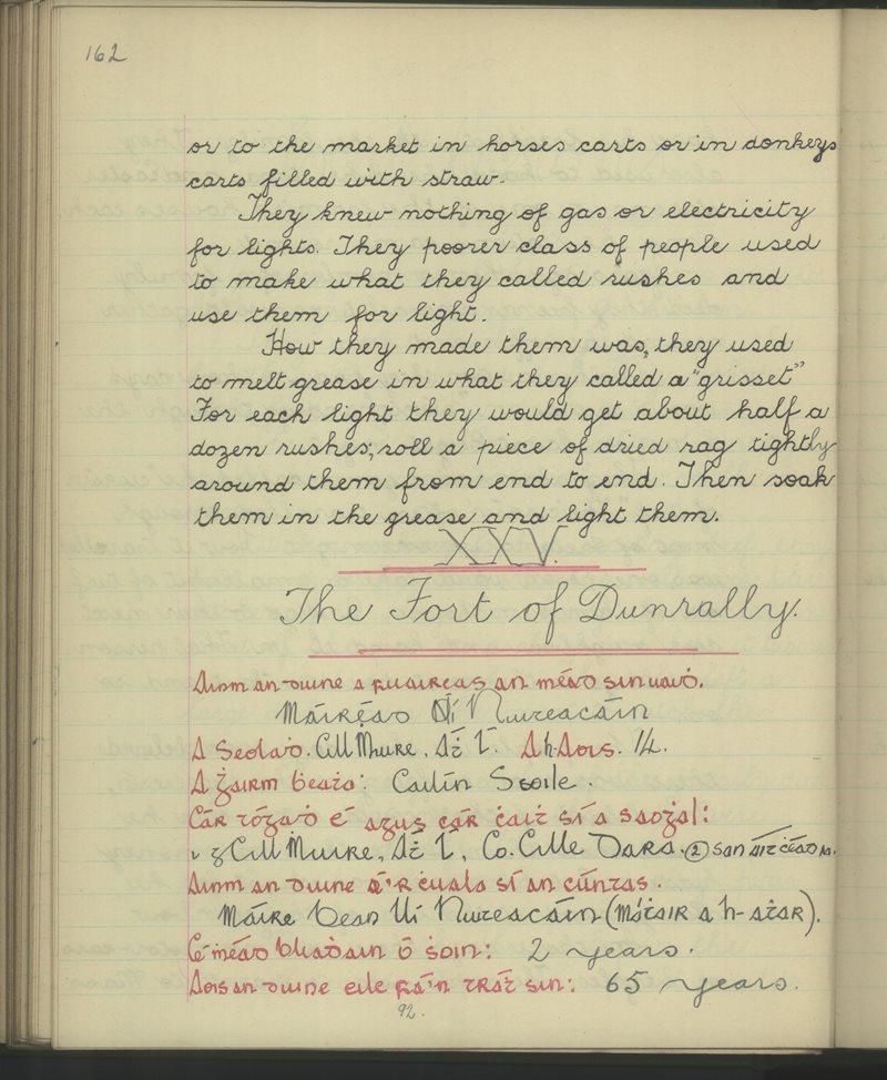 Kilberry, Athy | Bailiúchán na Scol