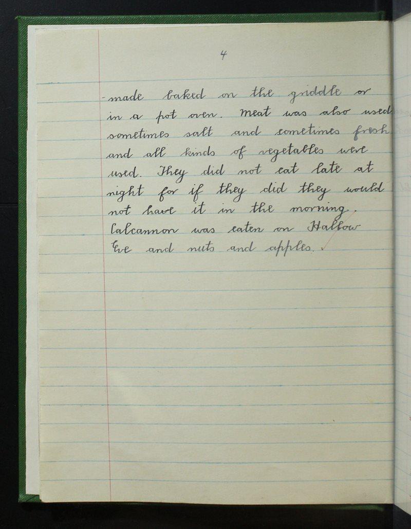 Castleknock   The Schools' Collection