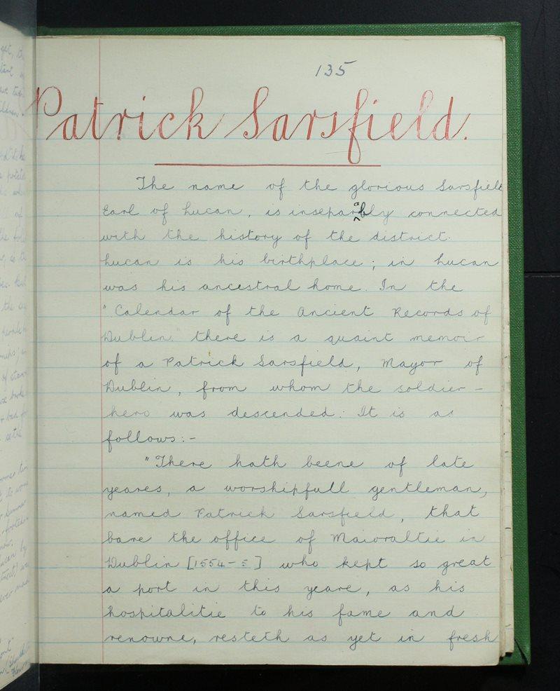 Patrick Sarsfield