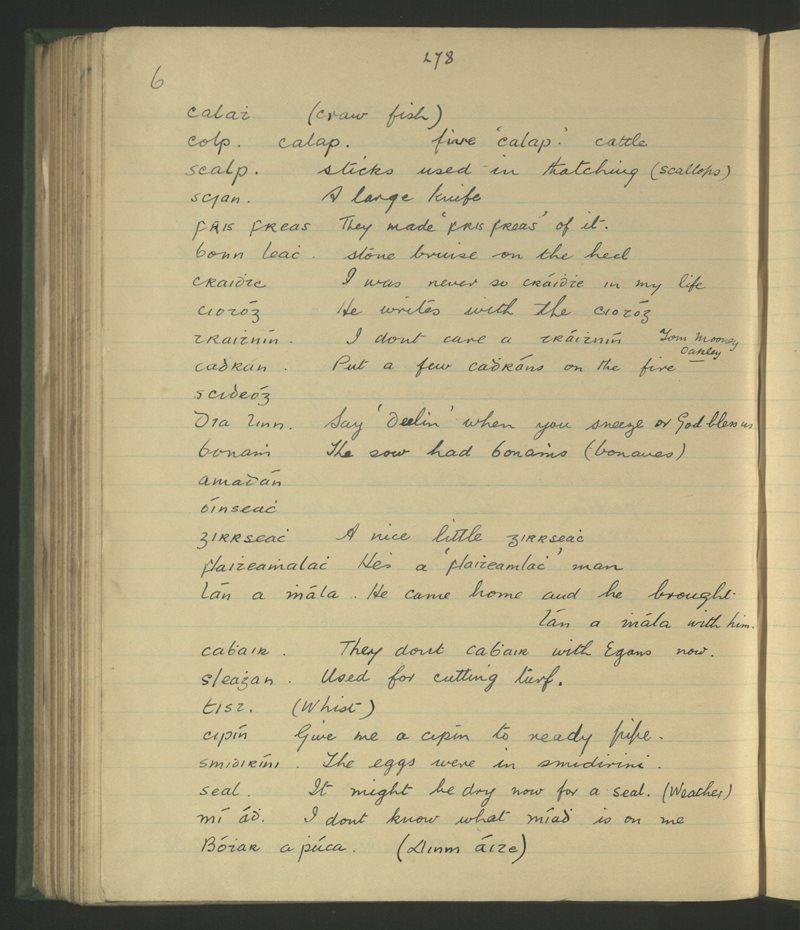 Clareen, Birr | The Schools' Collection