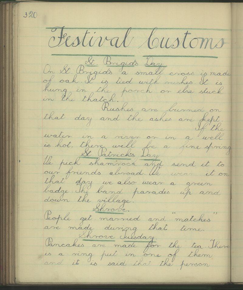 Festival Customs