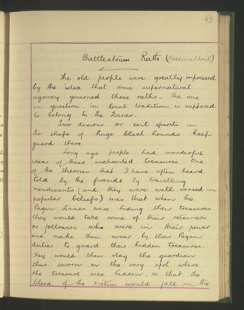 Battlestown Rath