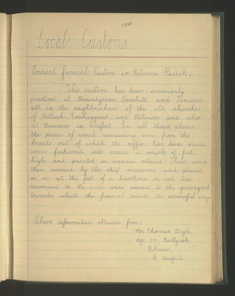 Kilmore Convent School | The Schools' Collection
