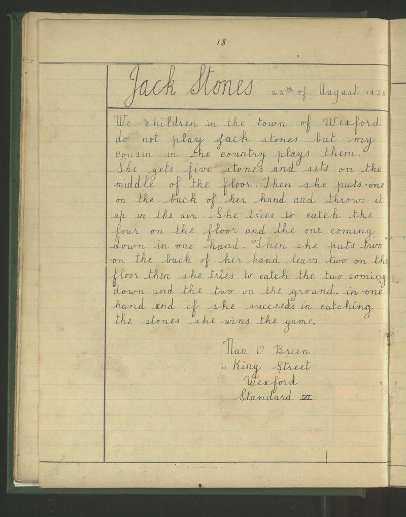 Jack Stones