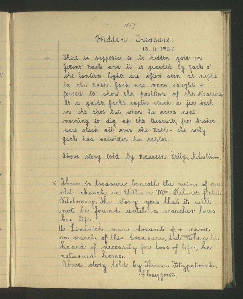 Borris (C.) | The Schools' Collection