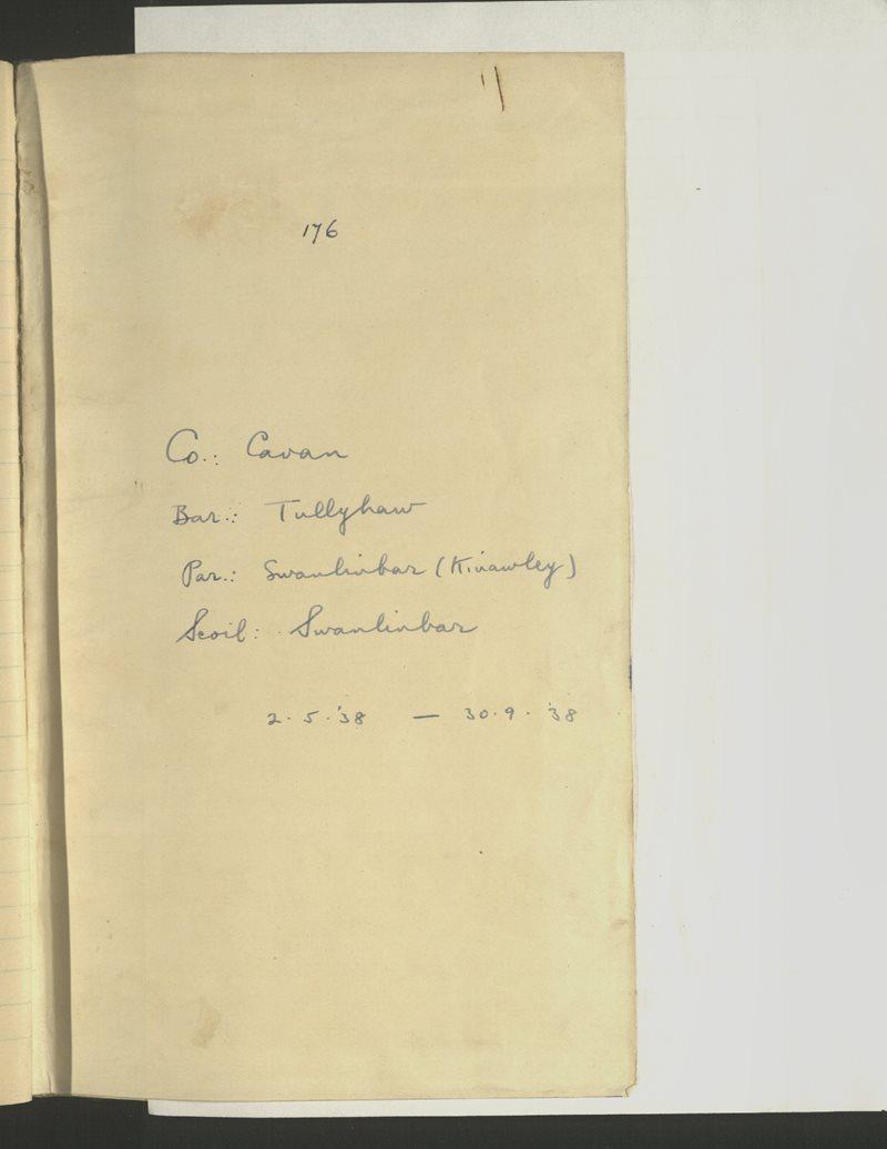 Swanlinbar | The Schools' Collection