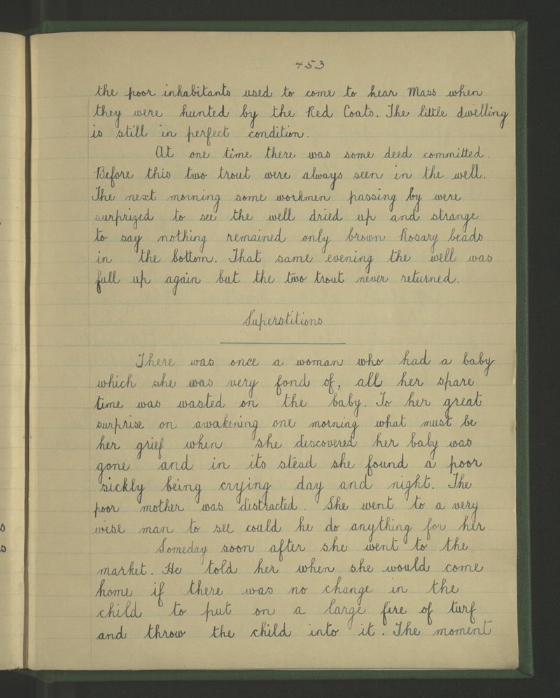 Ballyjamesduff Convent | The Schools' Collection