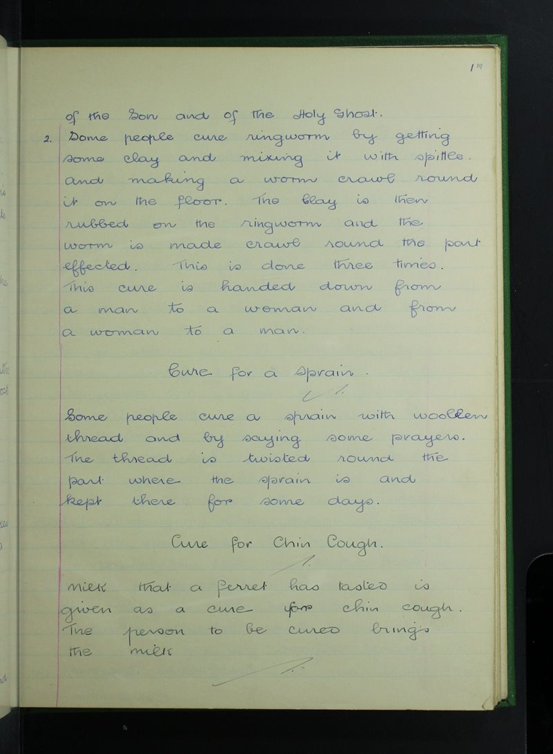 Loughill | The Schools' Collection