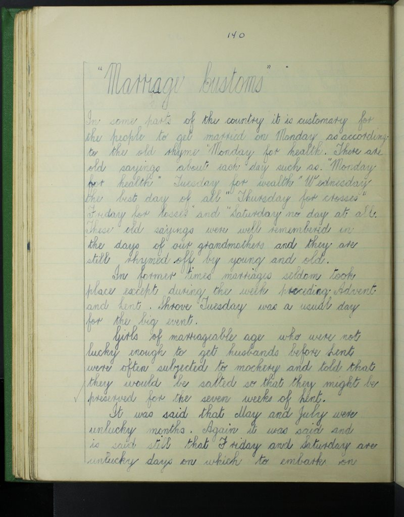 Gort na Carraige (Rockfield) | The Schools' Collection