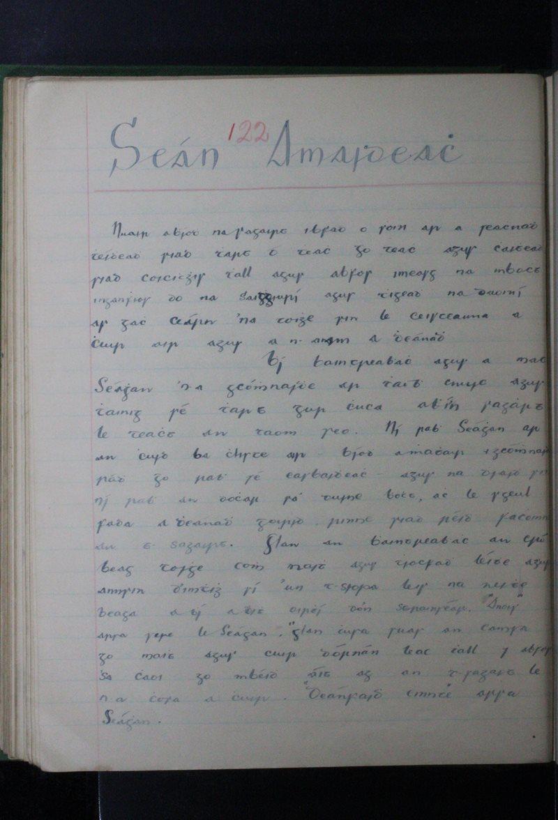 Seán Amaideach