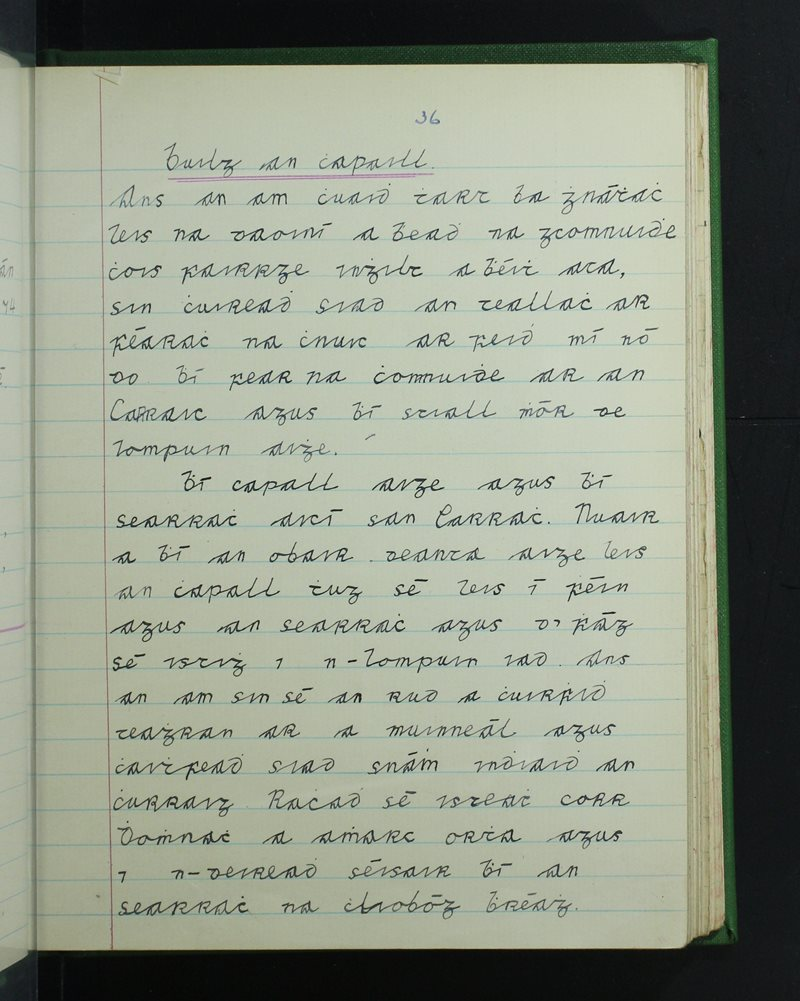 Doire Beag (B.) | Bailiúchán na Scol