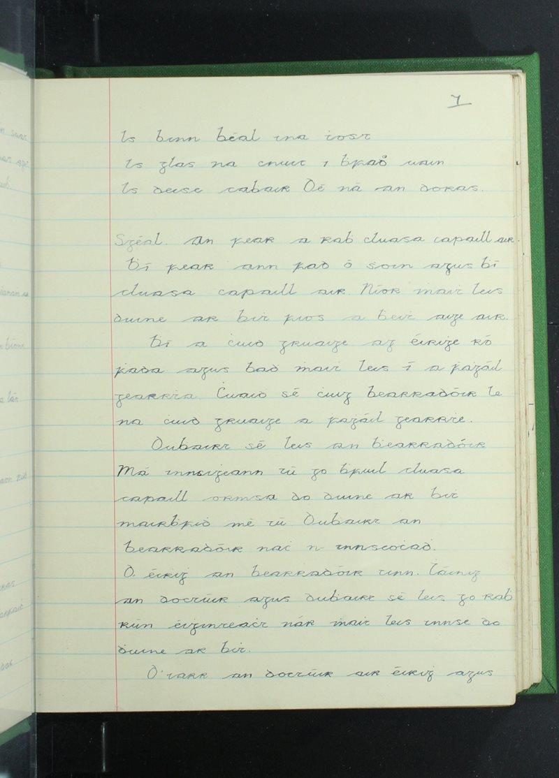 Luinneach | The Schools' Collection
