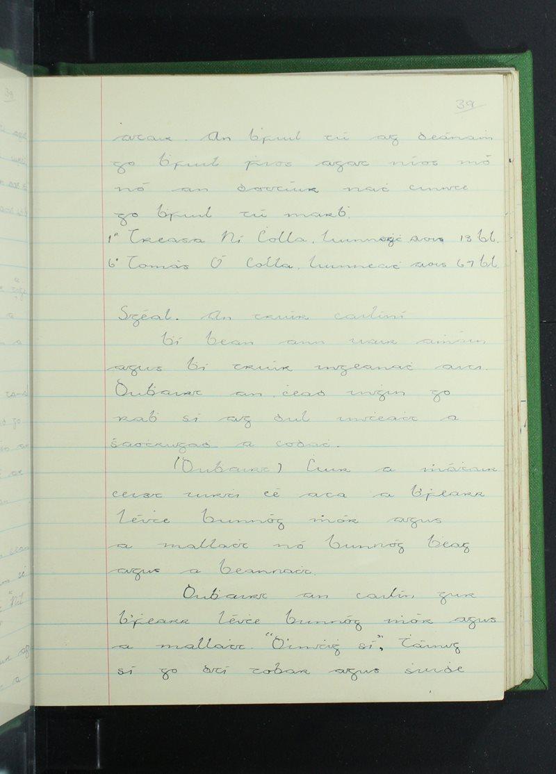 Luinneach | Bailiúchán na Scol