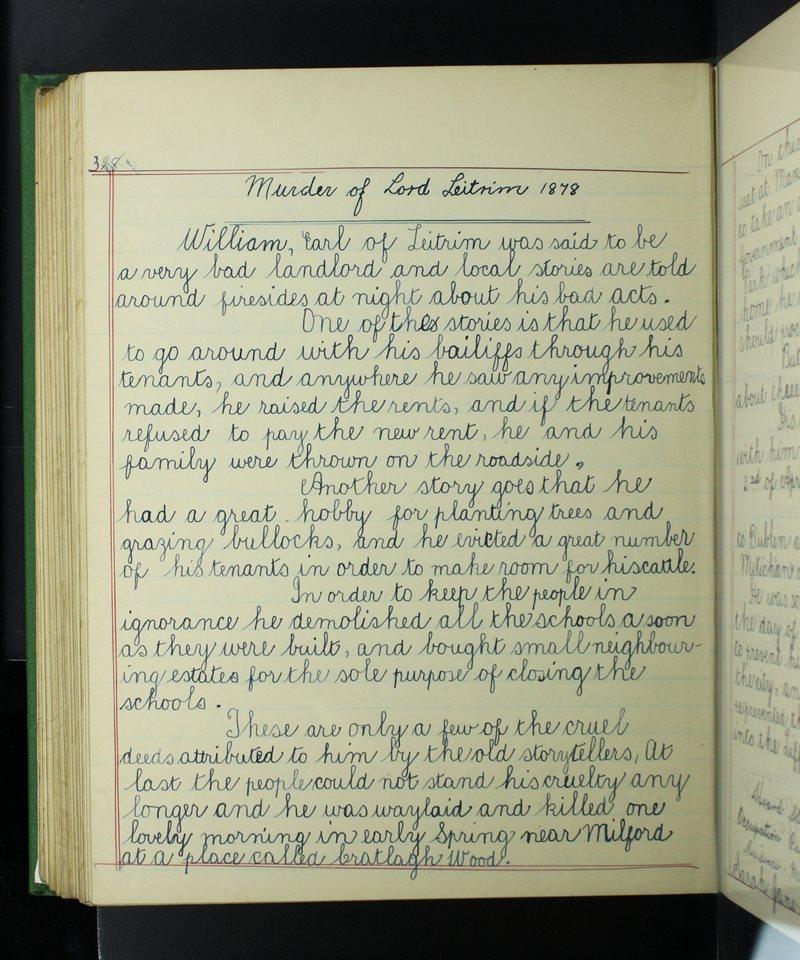 Murder of Lord Leitrim 1878