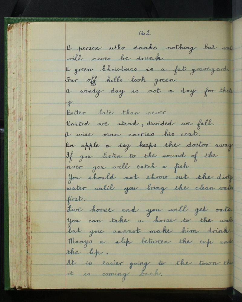 Grianán Ailigh | The Schools' Collection