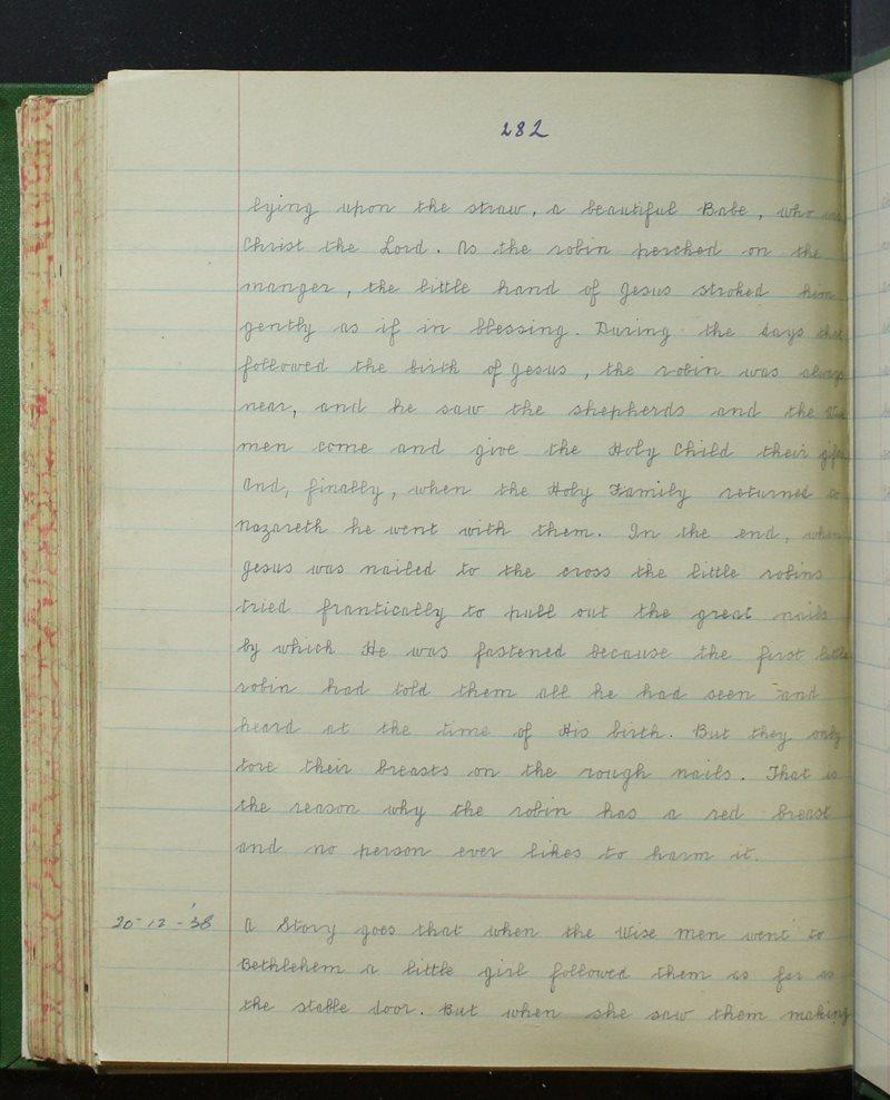 Clochar na Trócaire, Carn Domhnaigh | The Schools' Collection